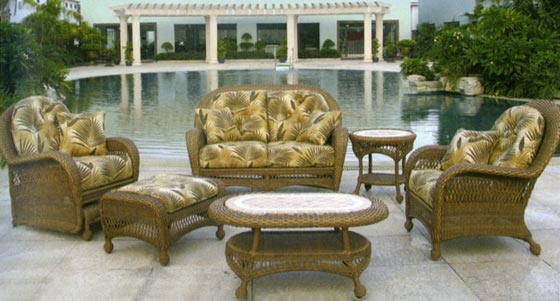 Island Collection Wicker Furniture Furniture Designs